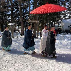 猿賀神社七日堂大祭