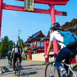 サイクリングプラン(南田温泉アップルランド)
