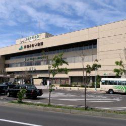 弘南鉄道 平賀駅
