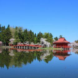 猿賀公園~のどかな自然をゆったり散歩~