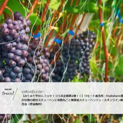 平川市産スチューベンおいしいWeb販売会【10/16】